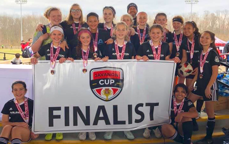 Congratulations 2006 Girls Black