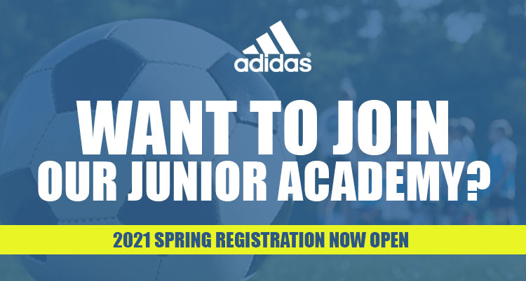 2021 Spring Junior Academy Registration Now Open