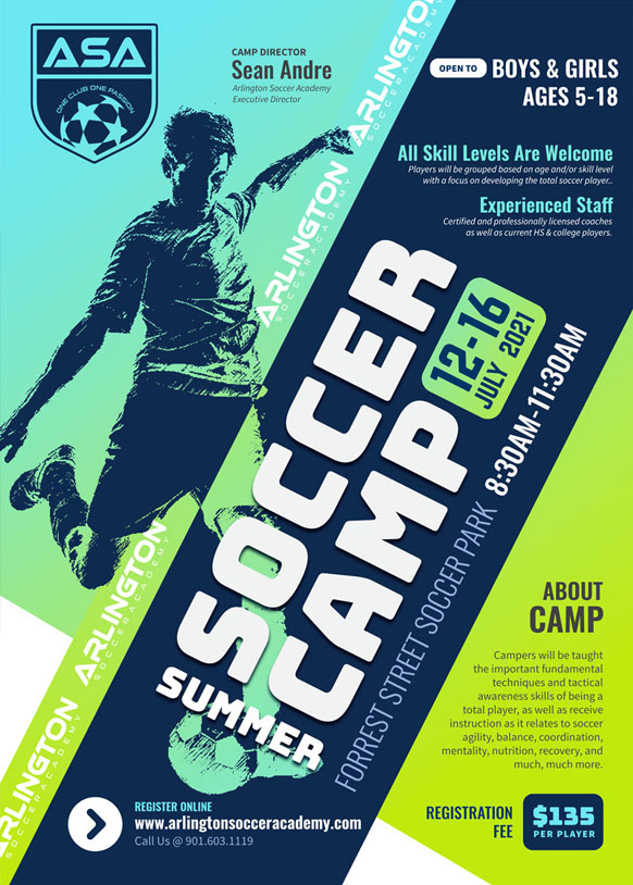 2021 Summer Camp Registration Now Open